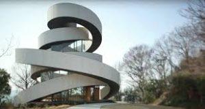 Spiral chapel